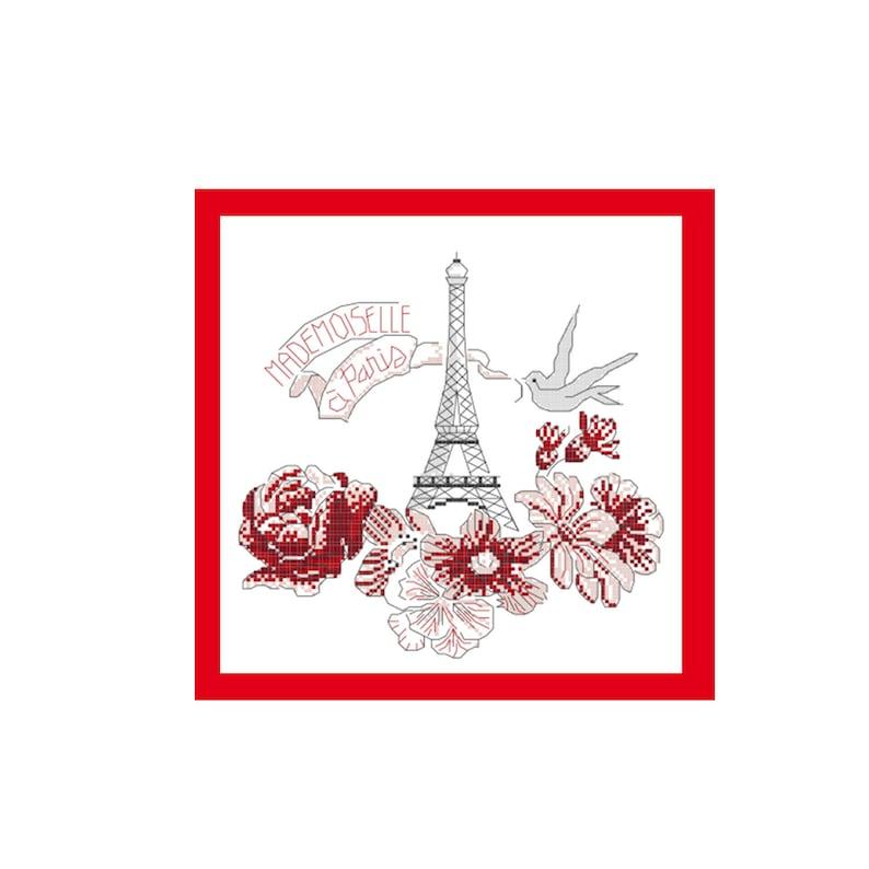 A \u00ab Mademoiselle \u00e0 Paris \u00bb Chart