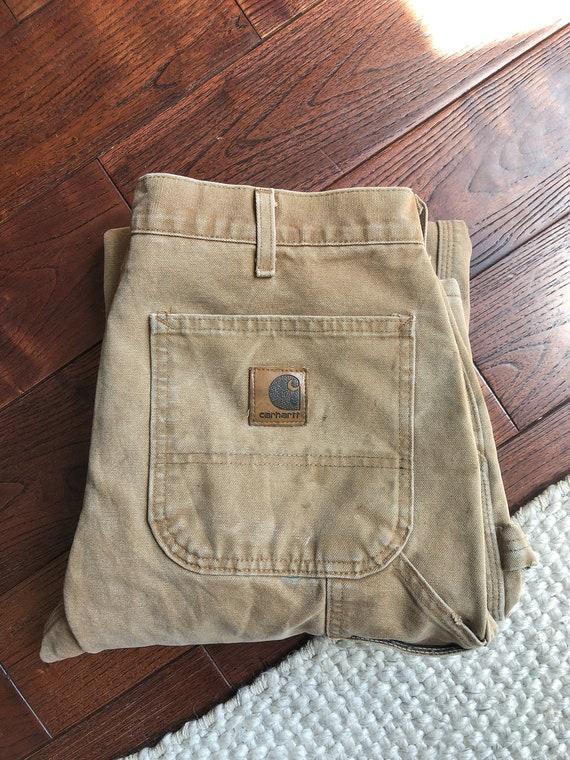 90s Carhartt Pants | Vintage Carhartt | 90s Workwe