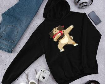 Dab Dog Unique Hoodie