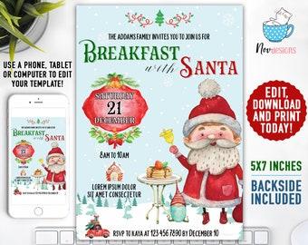 breakfast invitation etsy