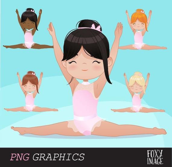Yoga Splits Stock Vector Illustration And Royalty Free Yoga Splits Clipart