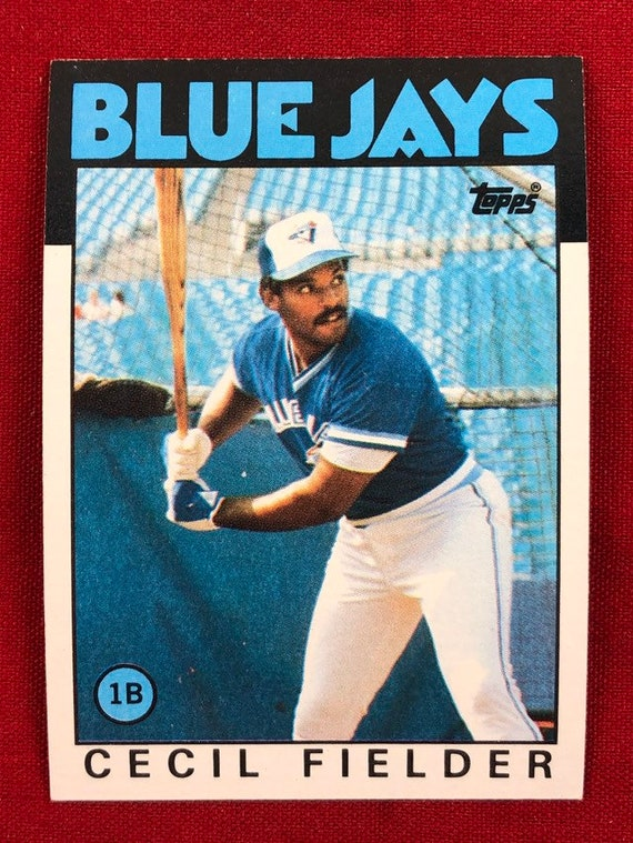 1981 Donruss Rickey Henderson Baseball Card # 119 Vintage Genuine Original Authentic EC94
