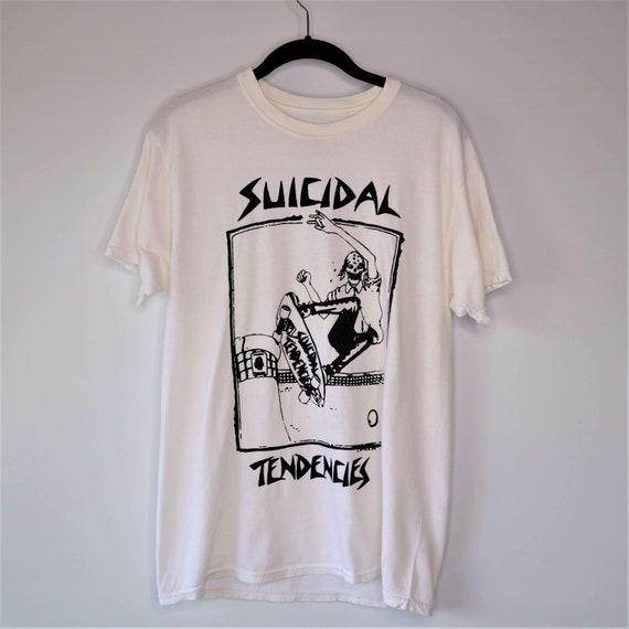 Vintage Vintage Suicidal Tendencies Band Tee  vint
