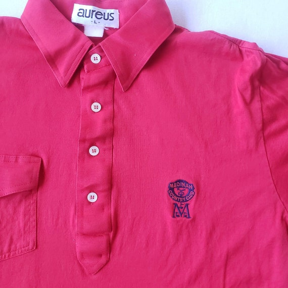 Vintage Vintage Country Club Polo Shirt  vintage … - image 4