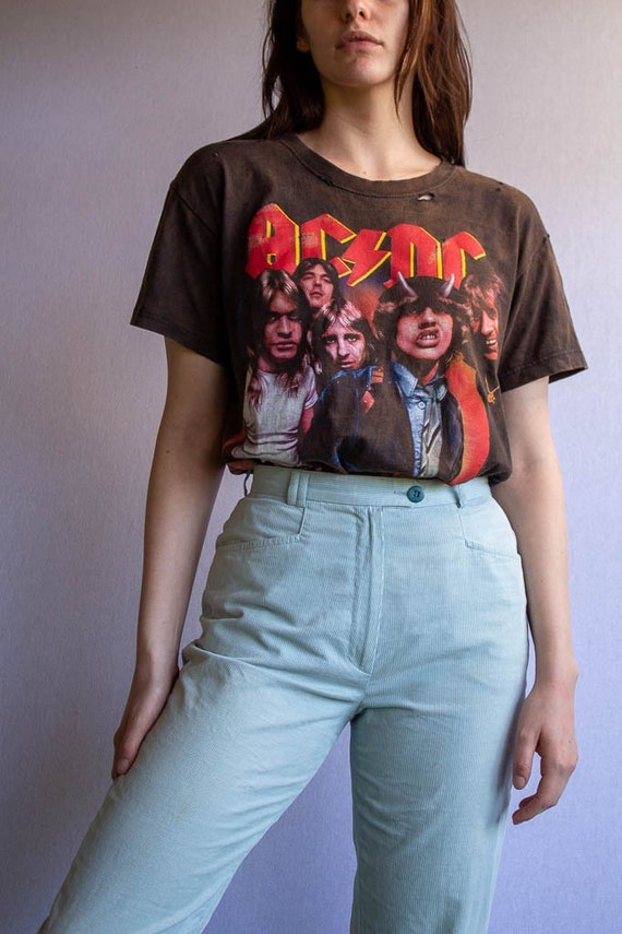 Vintage AC/DC x Highway to Hell x Small  vintage c
