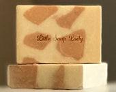 CLEARANCE! Soap - Baha Savanna Skin Cleanser - All Natural Handmade Bath Soap Beauty Products
