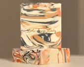 Bengal Tiger Cleansing Bar Soap - All Natural Handmade Skincare