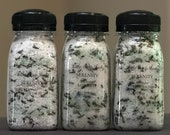 TRANQUILITY White Citrus Bath Salts - All Natural Home Made Soothing Milk Bath