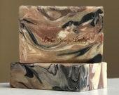 Coconut Free Bar Soap - Almond Joy Handmade All Natural Skin Care