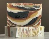 Jasmine Citrus Bar Soap - Handmade All Natural Soap