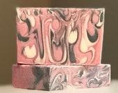 CLEARANCE! Pink Petticoat Bar Soap - All Natural Bath Soap