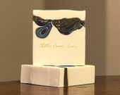 CLEARANCE! Perfectly Paisley Bar Soap - All Natural Handmade Soap Skin Care and Beauty Products