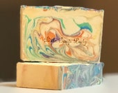 CLEARANCE! Color Wars Soap for the whole family - All Natural Handmade Bath Soap