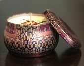 Cup o' Joe Soy Wax Candle - Hand Poured in Collectible Metal Jar