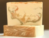 CLEARANCE! Spring Blooms Handmade Bar Soap - All Natural