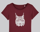 Lynx T-shirt, Ladies