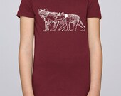 Baby bear T-shirt, Girls