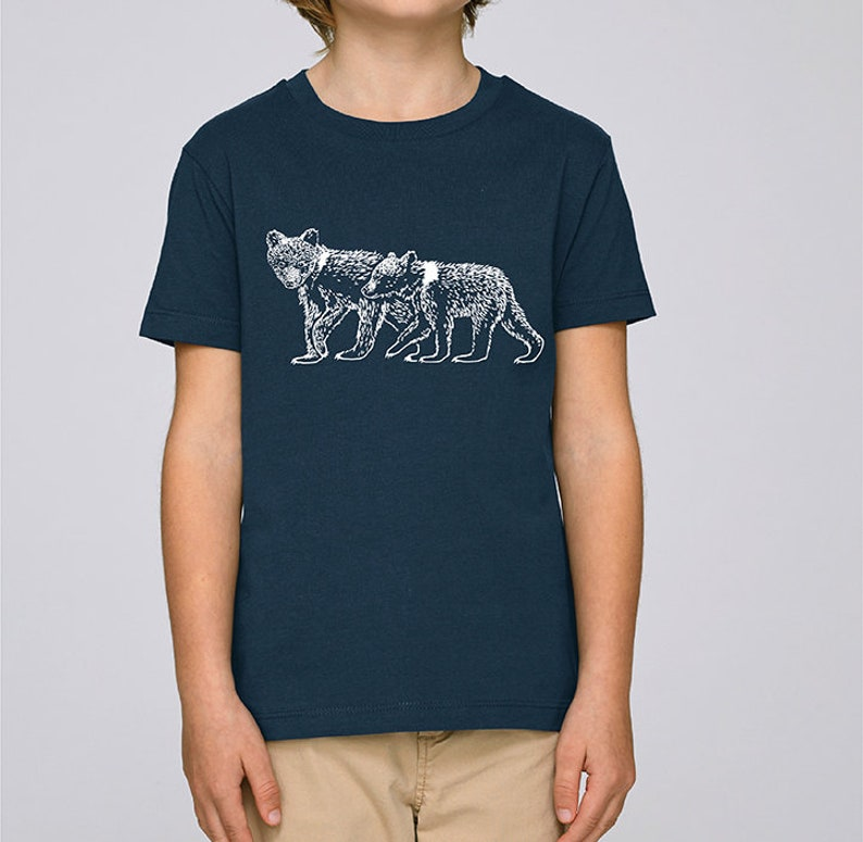 Baby bear T-shirt Boys image 0