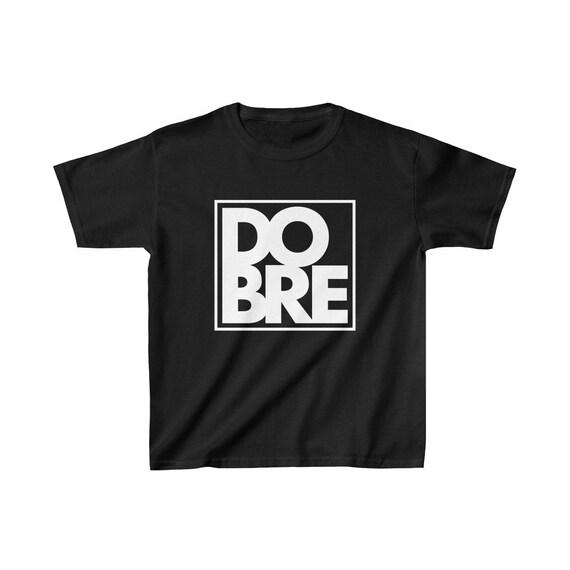Kids Dobre Brothers White Logo Tshirt Dobre Twins Merch Tee Etsy