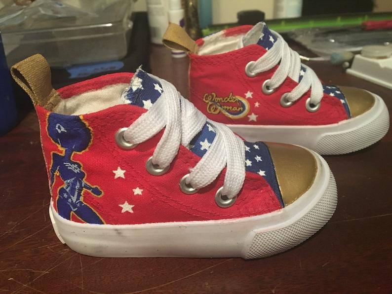 Custom kids shoe request