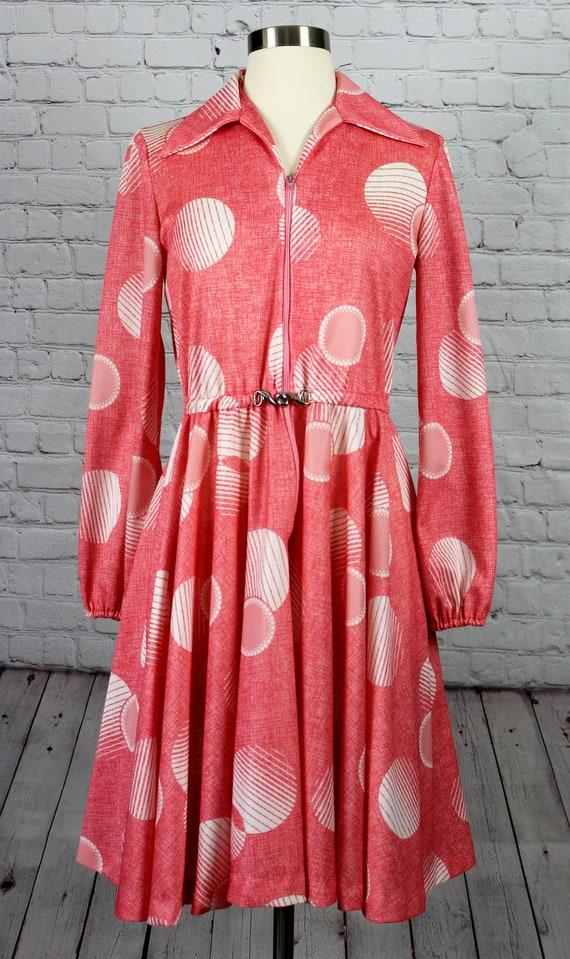 Unique Geometric Dress