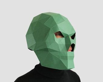 Origami skull - Skullspiration.com - skull designs, art, fashion ... | 270x340