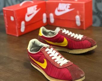 best service 4aaad d24db Vintage 70s Nike Special Nylon Corez