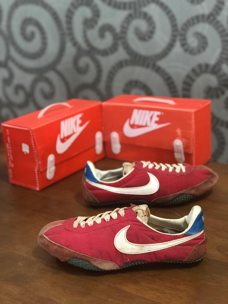 Vintage 70s Nike Americas pista scarpe picchi 6ppzNHVk