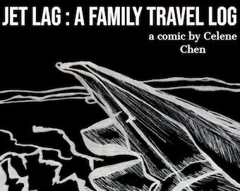 Jet Lag : A Family Travel Log
