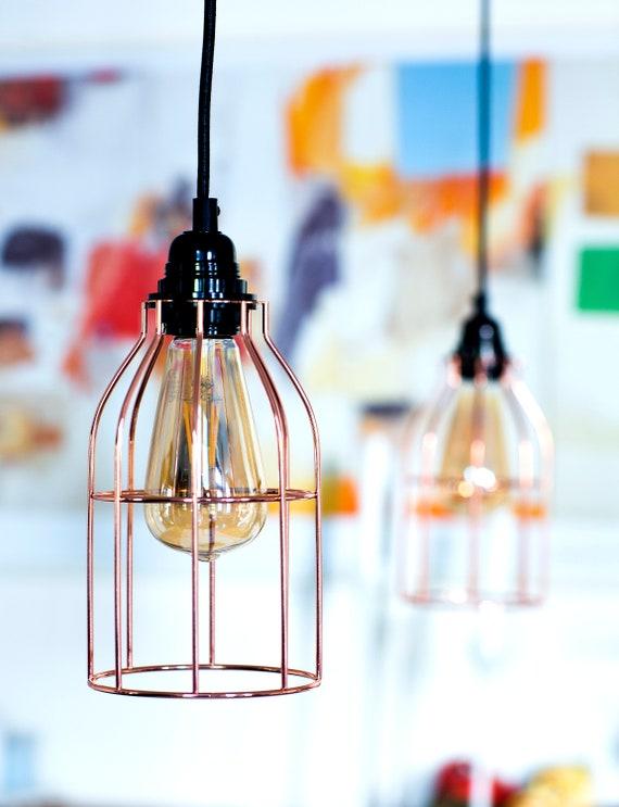 Suspension Luminaire Design Lustre Industriel Plafonnier Vintage 3 Mètres Fil électrique Tissu Avec Douille E27 Noir