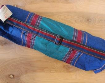 Fair Trade Yoga Bag - Handcrafted Yoga Bag - Yoga Bag - Yoga - Gift - Nepal - Handmade