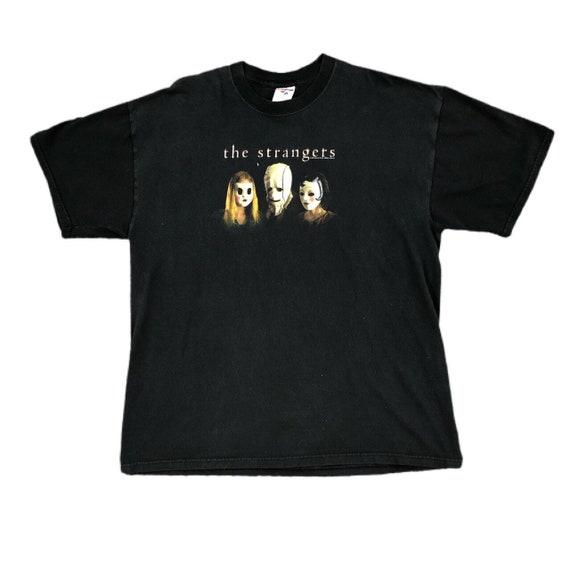 The Strangers 2008 Horror Movie Promo T-Shirt