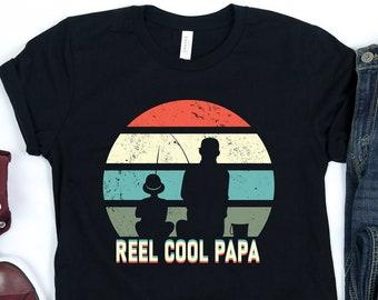 SMLBOO Reel Cool Daddy Tshirt Hoodie