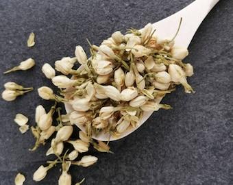 Dried Jasmine Blossoms, Jasmine Tea, Jasmine for Oil, Jasmine in Canada