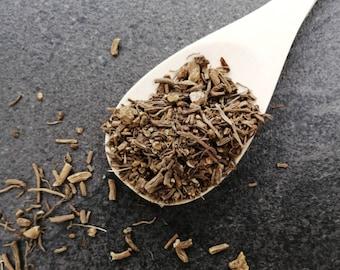 Herbal Tea Valerian, Dried Valerian Root for Sleep, Valerian for Anxiety, Valerian for Tinctures, Loose Herbal Tea, Valerian Cat Toy