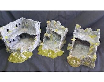 28mm | 32mm Modular Fantasy Ruins 1 Terrain |DnD Terrain | Pathfinder Terrain | Forestgrave Terrain Terrain Wargaming Terrain