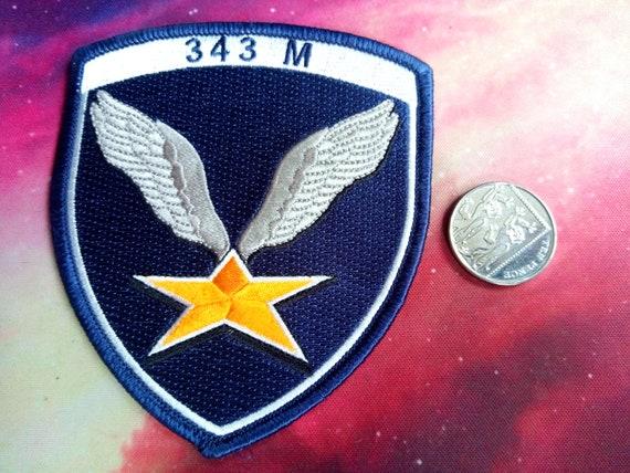 HAF 343 squadron  Patch (2010s) - image 2