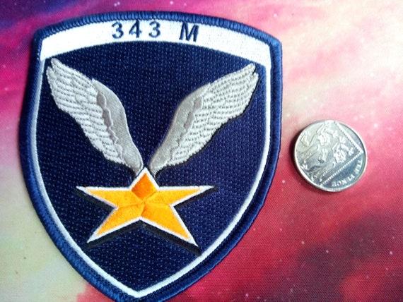 HAF 343 squadron  Patch (2010s) - image 1