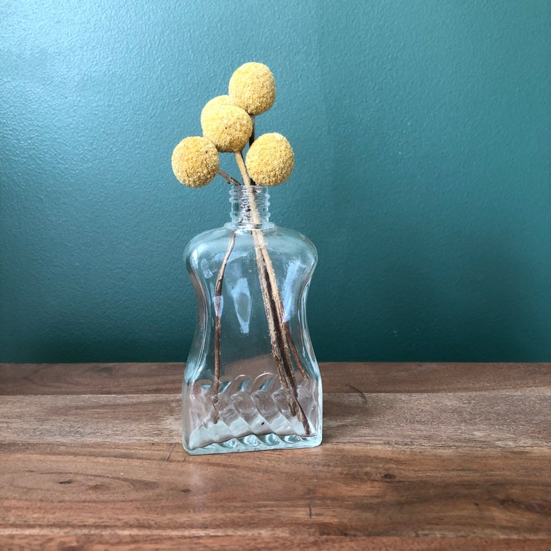 Vintage Woodbury Glass Bottle
