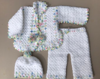 Crochet Baby Clothes Etsy