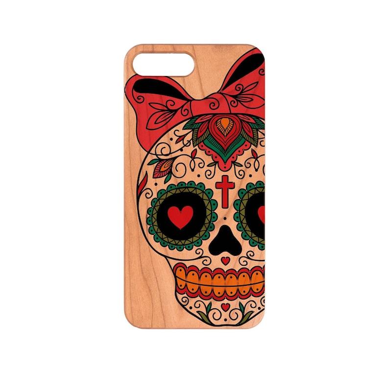 Sugar skull girl                   Iphone 11 Iphone pro Iphone image 0
