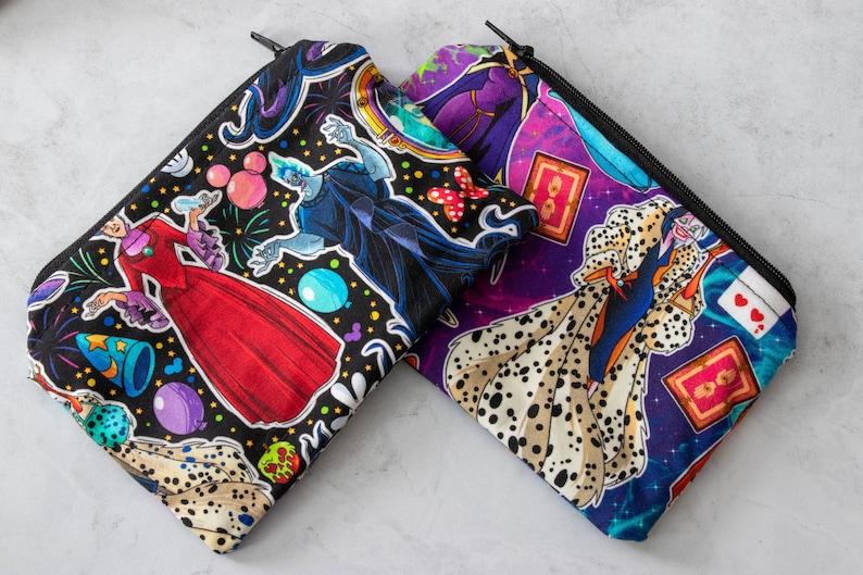 Villains Reusable Snack Bag