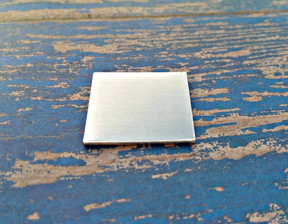 Qty 5-100 Wholesale Blanks 1 Star Stamping Blanks Hand Punched Blanks Star Blank Polished Aluminum Blanks