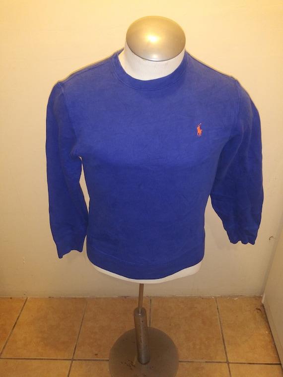 90s vintage Polo Ralph Lauren - Vintage Sweatshirt