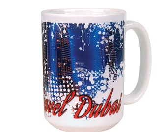 Custom Photo Mugs, Personalized, Your Choice of Photo/Image/Words, 15 oz., Personalized Photo Cups, Custom Designed Cups/Mugs by You