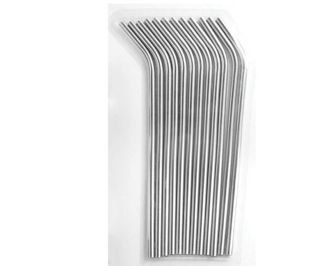 Metal Straws, Stainless Steel Straws, Polar Camel Straws, Reusable Straws, Drinking Straws, BPA Free, Eco-Friendly, Reusable Travel Straws