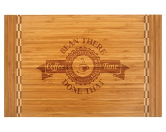 Personalized Bamboo Cutting Board - Your Choice of Image/Words, Custom Cutting Board, Housewarming Gifts, Wedding Gifts, Corporate Gifts
