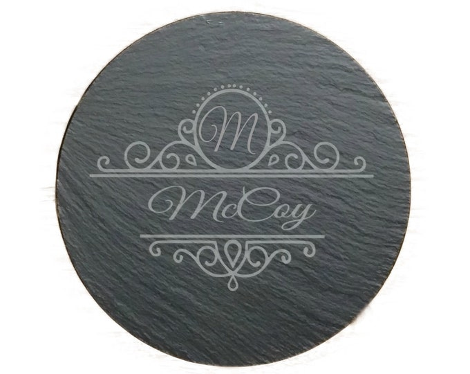 Personalized Slate Cheese Board, Your Choice of Image/Words, Custom Slate Cheese Board, Housewarming Gifts, Engraved Slate Cheese Board