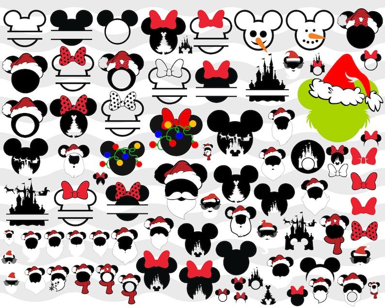 Christmas Grinch Svg.Disney Christmas Bow Svg Mickey Christmas Frame Svg Mickey Santa Svg Mickey Grinch Svg Christmas Lights Mickey Minnie Cricut Design