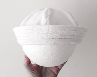 23641cb2312f8 Handmade Traditional Sailor Hat